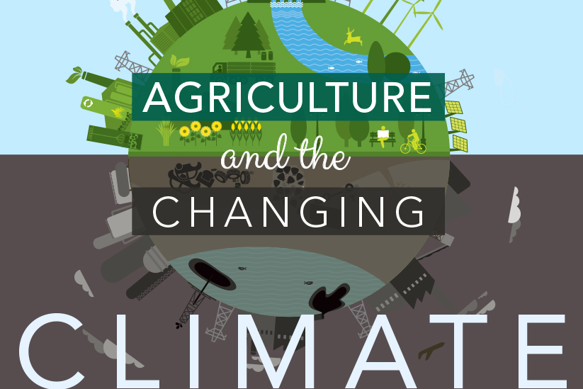 Planet Forward and the effects of climate change on agriculture