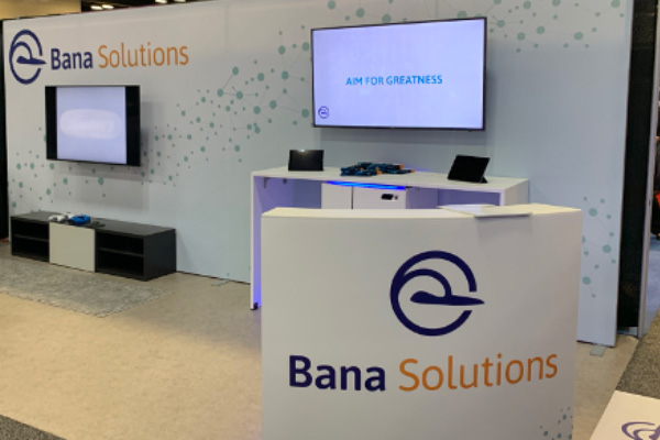 Bana Solutions Booth