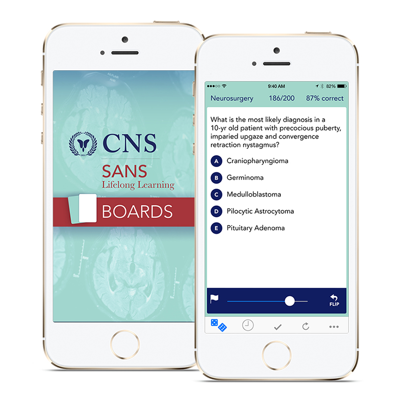 CNS SANS Boards