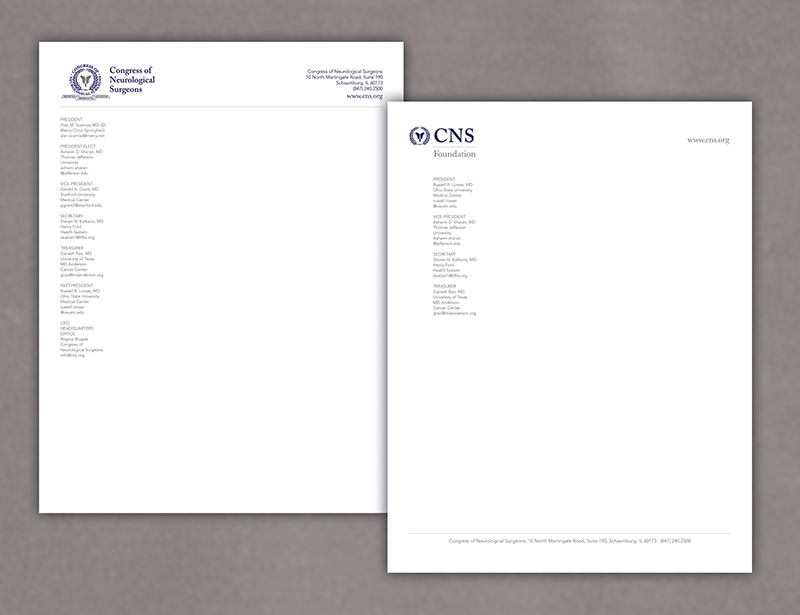 CNS Stationary