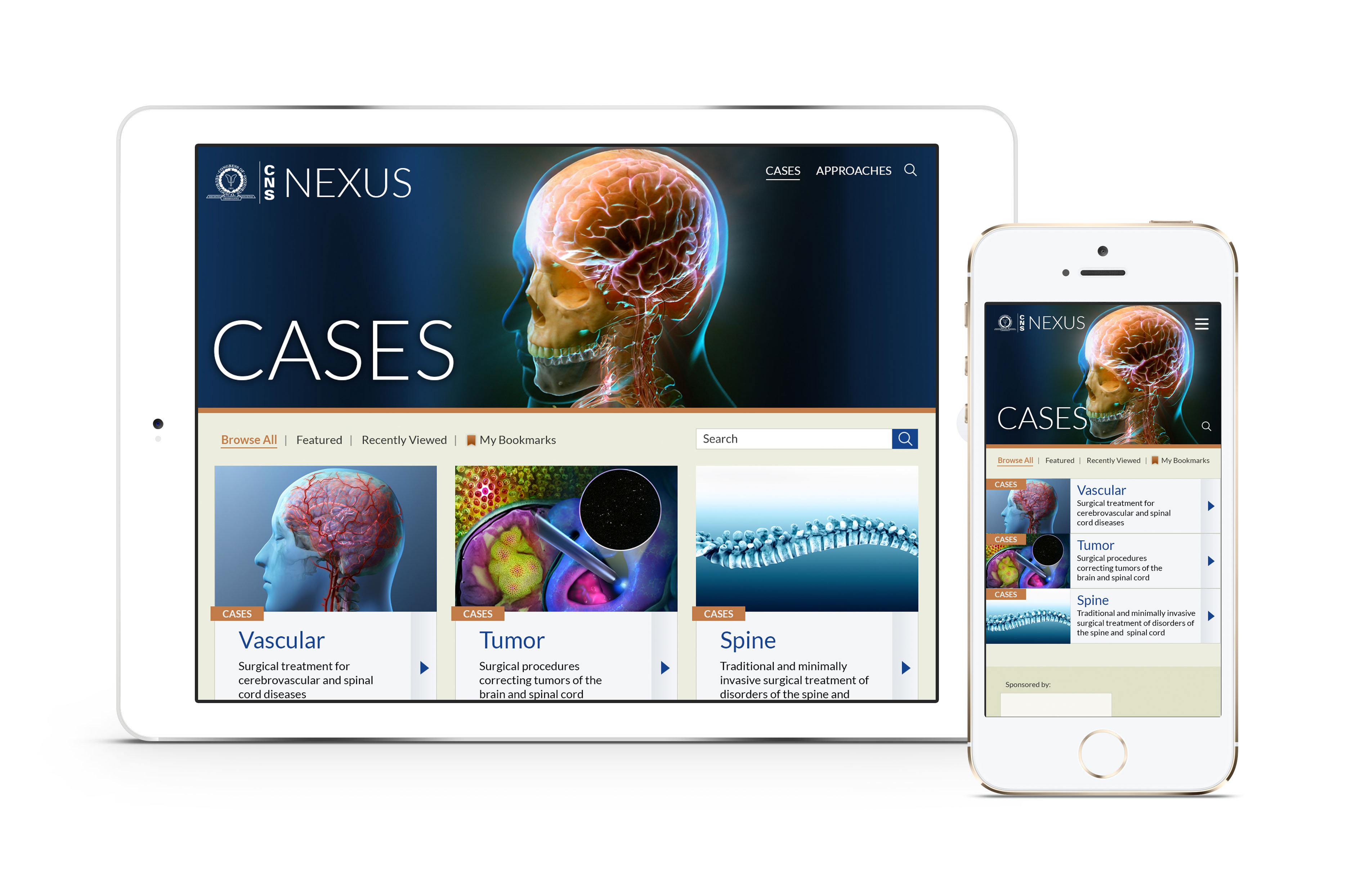 CNS Nexus Cases Category