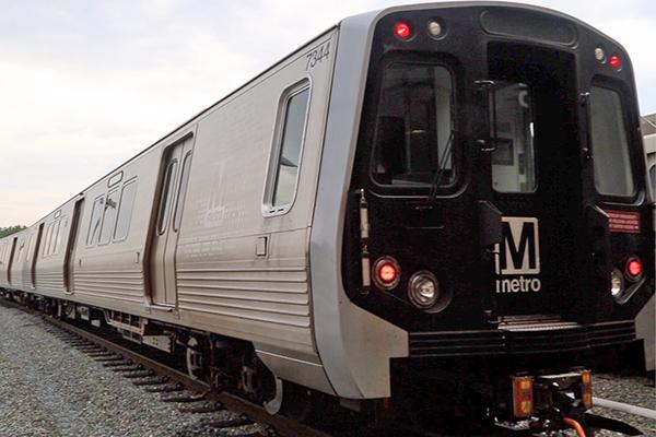 Metro Railcar